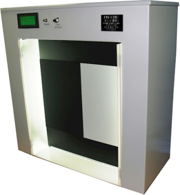 MIB-50 Manual Inspection Booth for space limited projects.