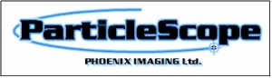 Phoenix Imaging Ltd. ParticleScope™ Logo