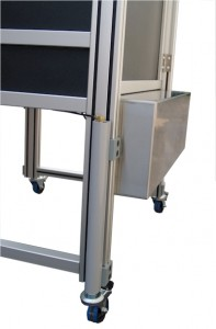 Hydraulic Leg Lift Option