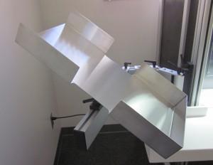 Stainless Steel Side Shelves Option