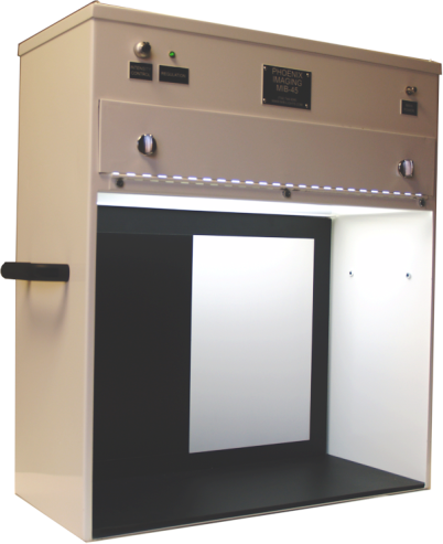MIB-45 Manual Inspection Booth from Phoenix Imaging