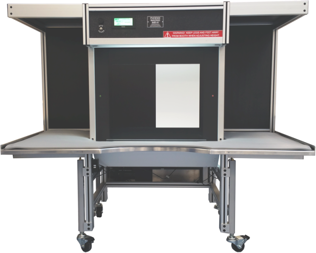 MIB-91 Manual Inspection Booth from Phoenix Imaging