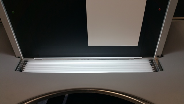MIB-90, MIB-91, MIB-100 Optional Vertical Blinds for Manual Inspection Booths